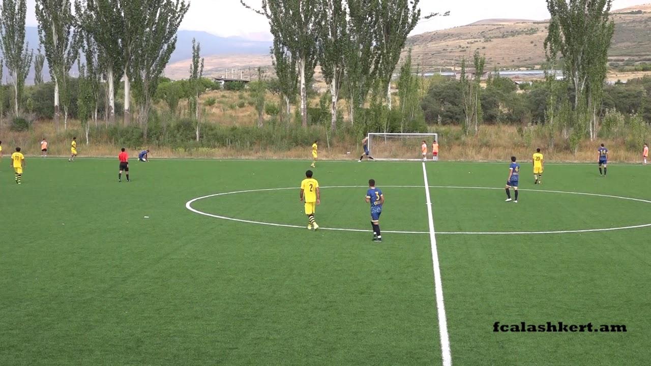 fd185fcd18dca FC Junior Sevan - FC Alashkert ll 1-1 - YouTube