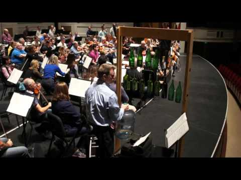 Satie's Parade: John Shaw, Principal Percussionist