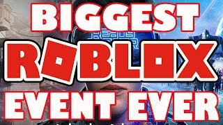 THE BIGGEST ROBLOX EVENT EVER! - Ready Player One Roblox Adventure Announcement! - Are You Ready?
