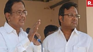 P Chidambaram Defends Son - Wants CBI To Question Him & Not Son