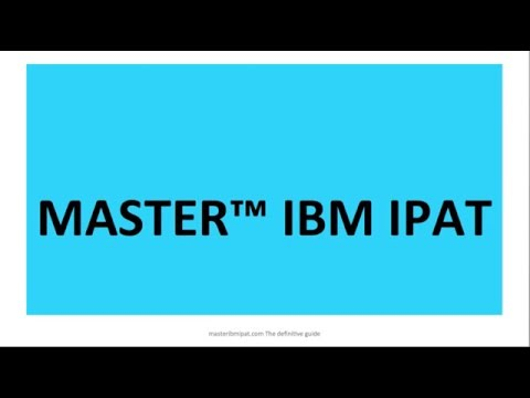 Master the IBM IPAT | Strategies, Tips and Resources ...