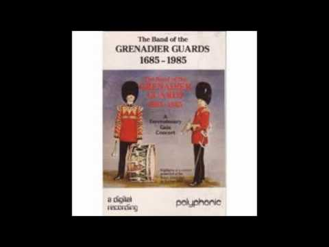 Grenadier Guards Band Polovtsien Dances Royal Choral Society D Kimberley Tercentenary concert 1985