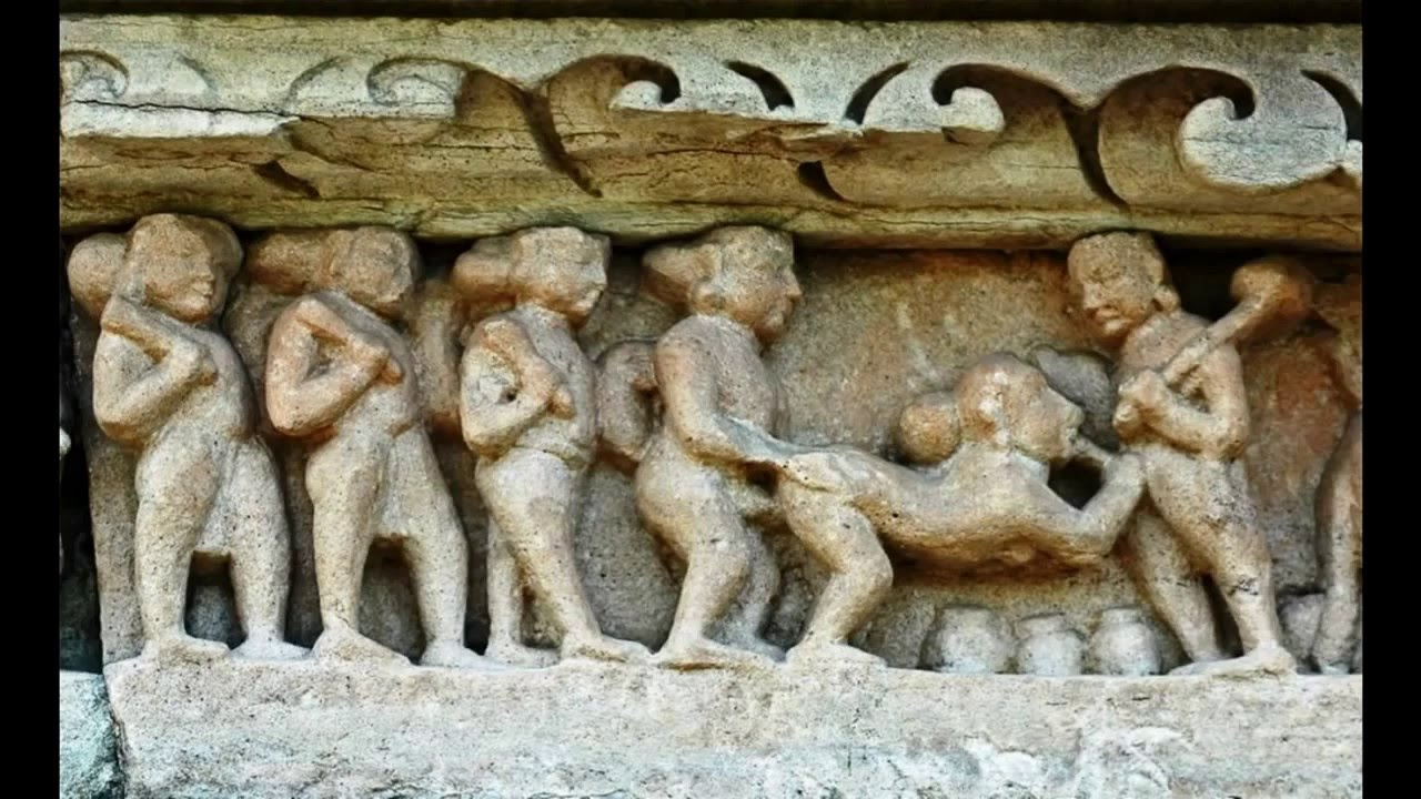 Indian temple sex