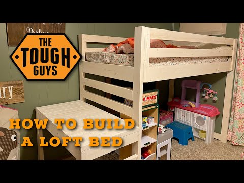 How To Build A Loft Bed With A Massca Jig!