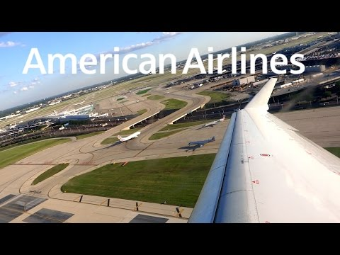 HD American Eagle Bombardier CRJ-702 N540EG Chicago O'Hare to Albany Airport