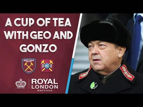 Cup of tea with Geo & Gonzo | David Sullivan, Protests & More