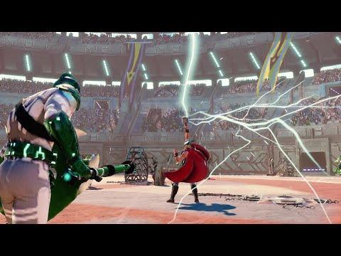 Marvel Powers United VR - Thor Reveal Trailer