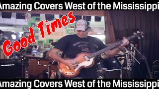 Cover excerpts from The Texas DogHouse Band at Good Times