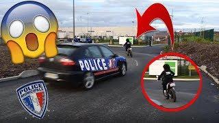 LA MOTO CROSS A 3000 EUROS EST VOLÉ ?! LA POLICE COURSE YASSINE ?
