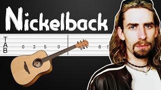 Nickelback - far away fingerstyle tabguitar tabs tutorialdownload (pdf + guitar pro mp3)https://www.patreon.com/guitartabsgt