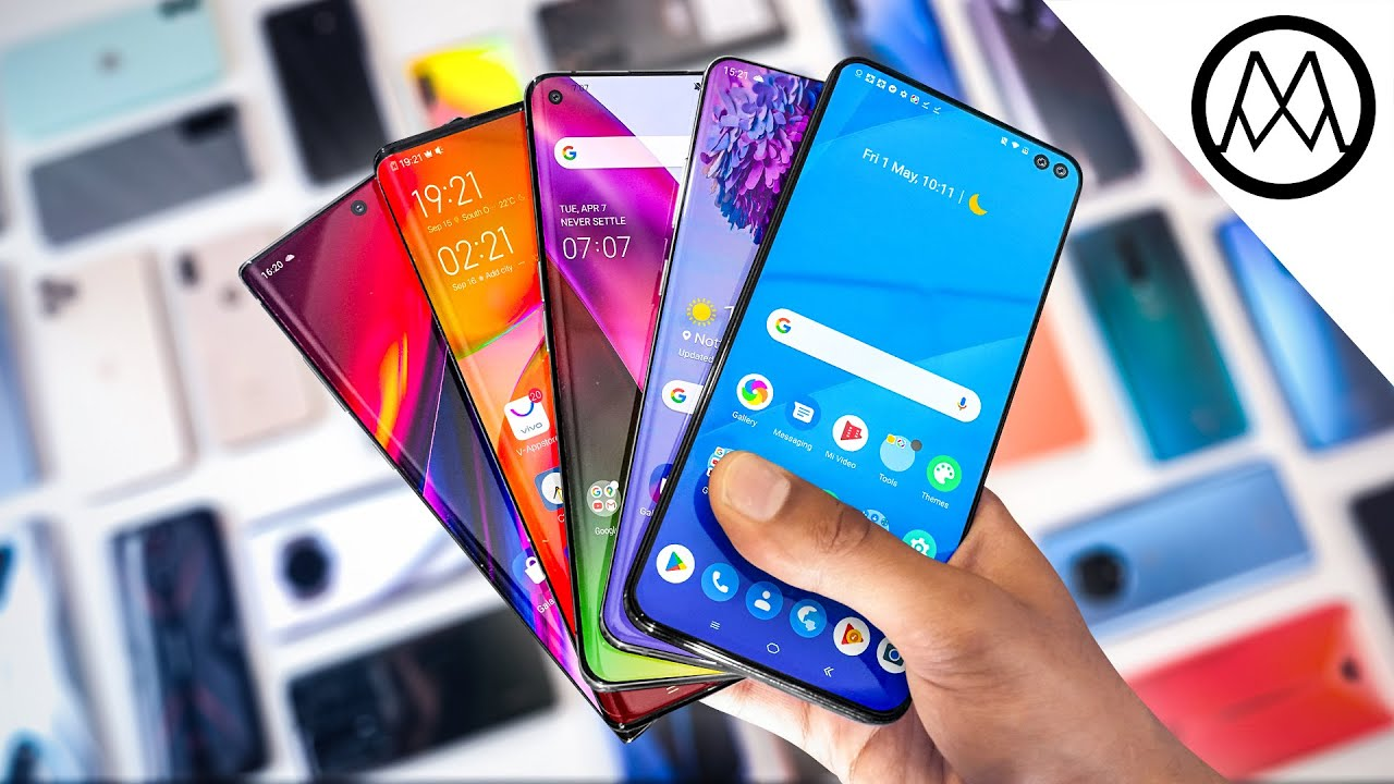 Top 13 BEST Smartphones of 2020 (Mid Year). - YouTube
