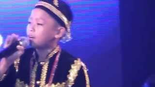 zackiddin zackry juara sugandoi dazanak peringkat negeri sabah 2014 dgn lagu nokuro