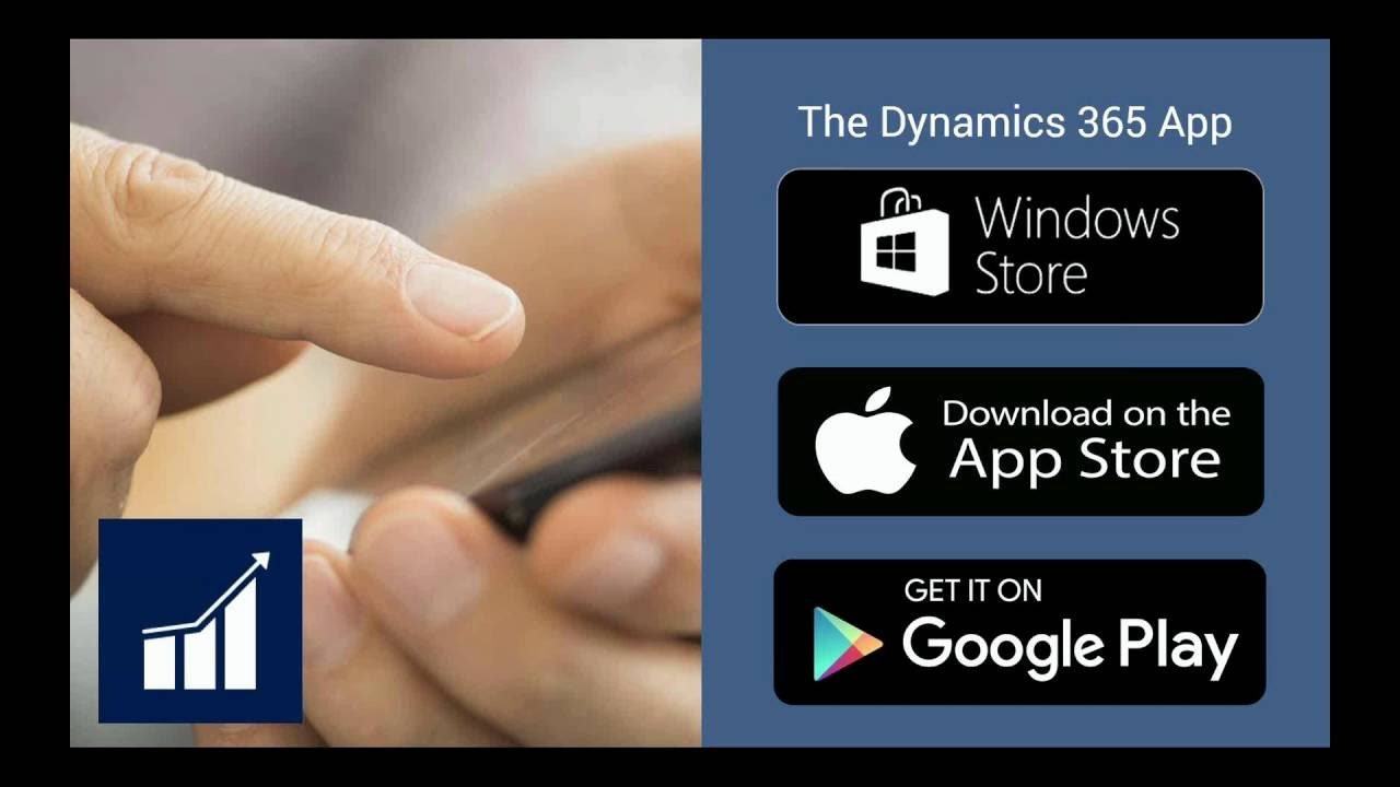 Microsoft Dynamics 365 Mobile App