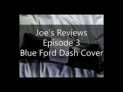 Joe's Reviews Episode 3: 1987-1991 Ford F-Series Blue Dash Cover