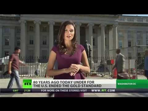 U.S. States Push to Bring Back Gold Standard