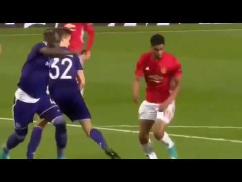 Manchester United vs Anderlecht 2--1 All Goals and Highlights 20⁄04⁄2017