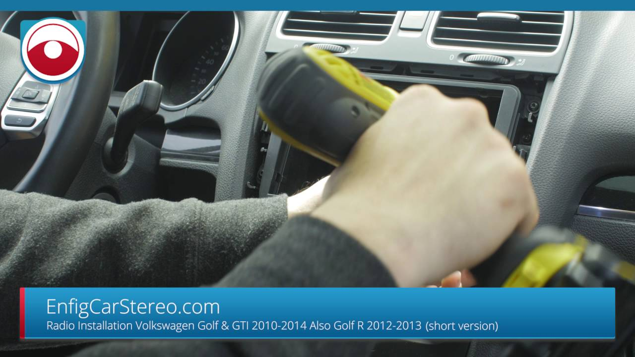 Golf GTI 2010-2014 Radio Installation (Short Version) - YouTube  Gti Engine Wiring Harness Diagram on engine intake diagram, front end assembly diagram, engine hose diagram, engine exhaust diagram, engine valve diagram, engine fan diagram, oil pan gasket diagram, fuse diagram, engine manifold diagram, flywheel diagram, engine lights diagram, switch diagram, rb20det engine diagram, oil filter housing diagram, engine coil diagram, engine assembly diagram, ecm diagram, engine pulley diagram, mirror diagram, engine cooling system diagram,