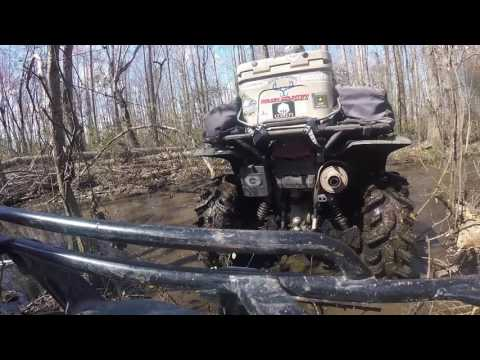 Bulloch County Trail Blazing 2/19/2017