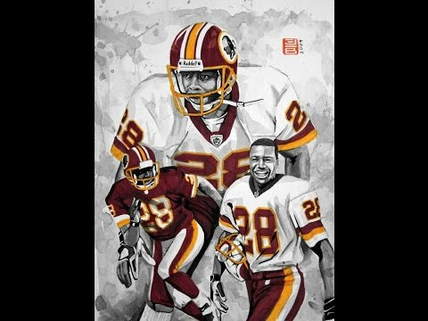 Darrell Green – The Fastest Man In The NFL!!! (pt. 1)
