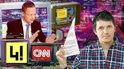 Még a CNN sem hinné el, mi megy igazából a parlamentben