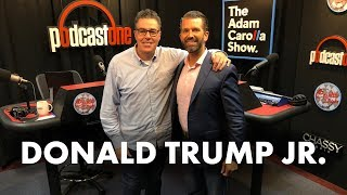Donald Trump Jr. on The Adam Carolla Show