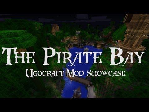 The Pirate Bay - A Ugocraft Mod Showcase [Minecraft Mod]
