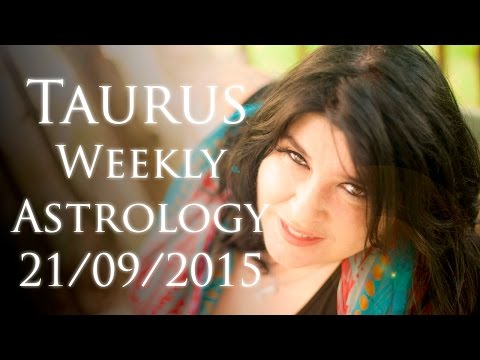 Taurus Weekly Astrology Forecast 21st September 2015 Michele Knight