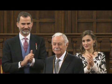 El humor impregna el discurso cervantino de Mendoza