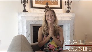 Living the Yogi's Life: Listen to the Message from the Universe, Yoga Lifestyle Blog with Kino