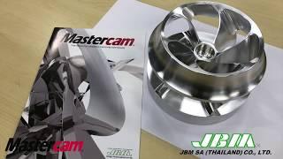 Mastercam DMG MORI 2018
