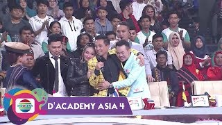 Ternyata Hari ini Malam Terakhir KUN YEE Sebagai Komentator Perwakilan Thailand di DA Asia 4 MP3