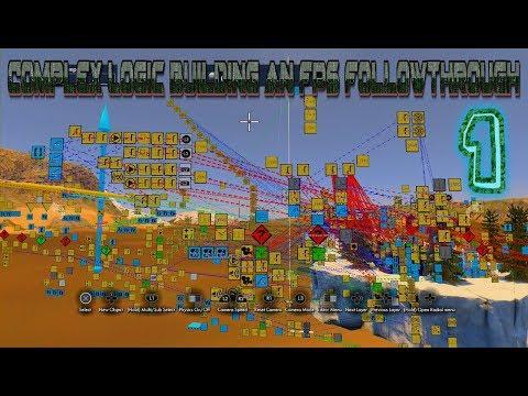Trials Fusion Complex Logic Building An FPS FollowThrough Pt. 1