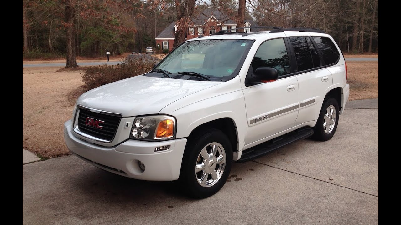 Final Farewell 2005 Gmc Envoy Slt Youtube