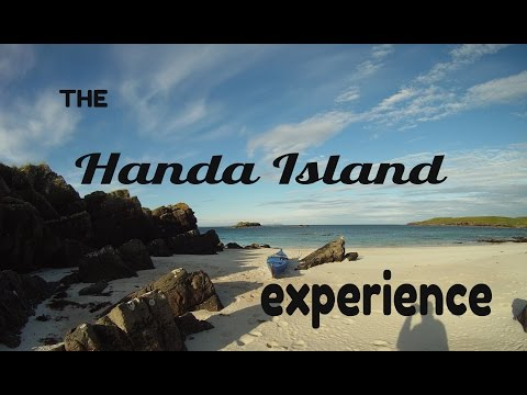 The Handa Island Experience