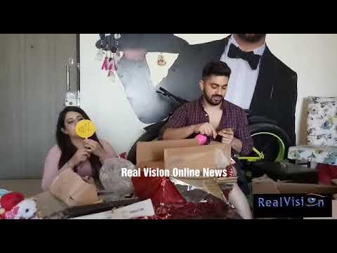 Aditi Rathore birthday Zain Imam Adiza Avneil Naamkarann Naamkaran part 1 Exclusive Real Vision thumbnail