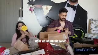Aditi Rathore birthday Zain Imam Adiza Avneil Naamkarann Naamkaran part 1 Exclusive Real Vision
