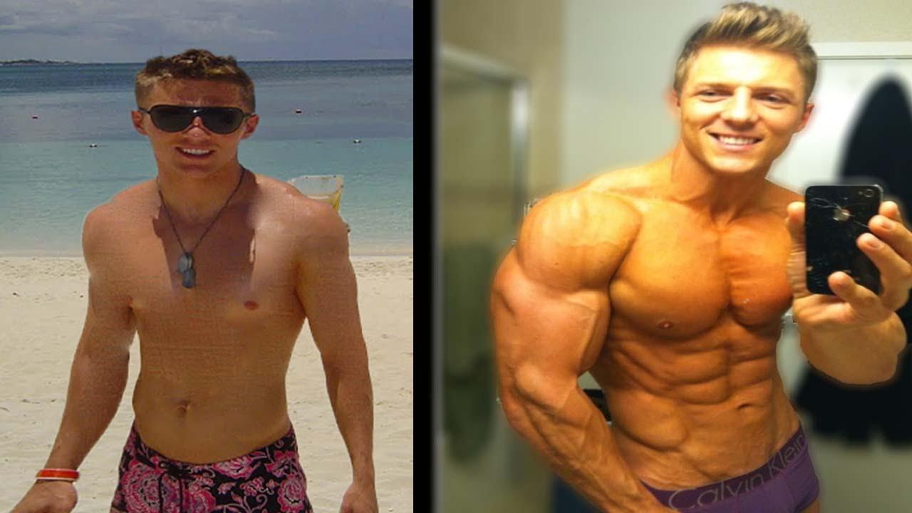 IFBB Steve Cook Transformation & Motivation - YouTube
