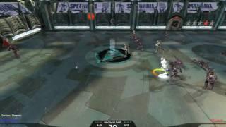 Speedball 2 Tournament gameplay A goal and a win!