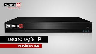Tecnología IP Provision ISR