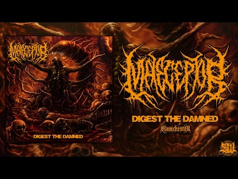 MALECEPTOR - DIGEST THE DAMNED [OFFICIAL ALBUM STREAM] (2016) SW EXCLUSIVE