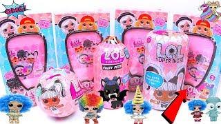 L.O.L Surprises ❤ Dolls Hairgoals ЧЕМОДАН UNDER WRAPS FASHION CRUSH ЛОЛ ШАРЫ Fake LOL Dolls LQL