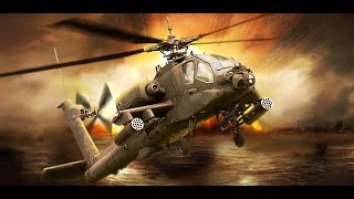 Gunship Battle: Helicopter 3D Introduction Video