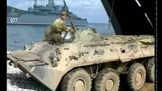 морская пехота элита России черные береты