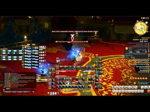 ffxiv Syrcus Tower with 23 WHM 1 Tank
