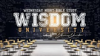 I Am Able   A WËDNESDAY Night Bible Study   Dr. Dharius Daniels