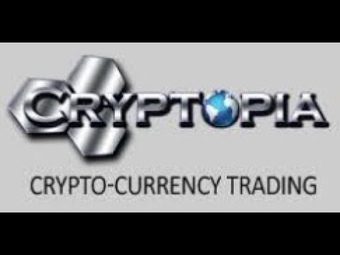Cryptopia: How to buy coins off cryptopia.co.nz