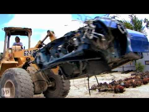 Junk Yards In Fort Worth Texas >> Fort Worth Salvage Yards Ab S Auto Parts Youtube