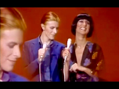 David Bowie & Cher – Can You Hear Me - Live on the Cher Show – 1975 - Remastered