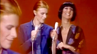 David Bowie & Cher - Can You Hear Me - Live on the Cher Show - 1975 - Remastered