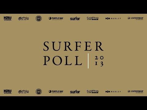 The 2013 SURFER Poll Awards